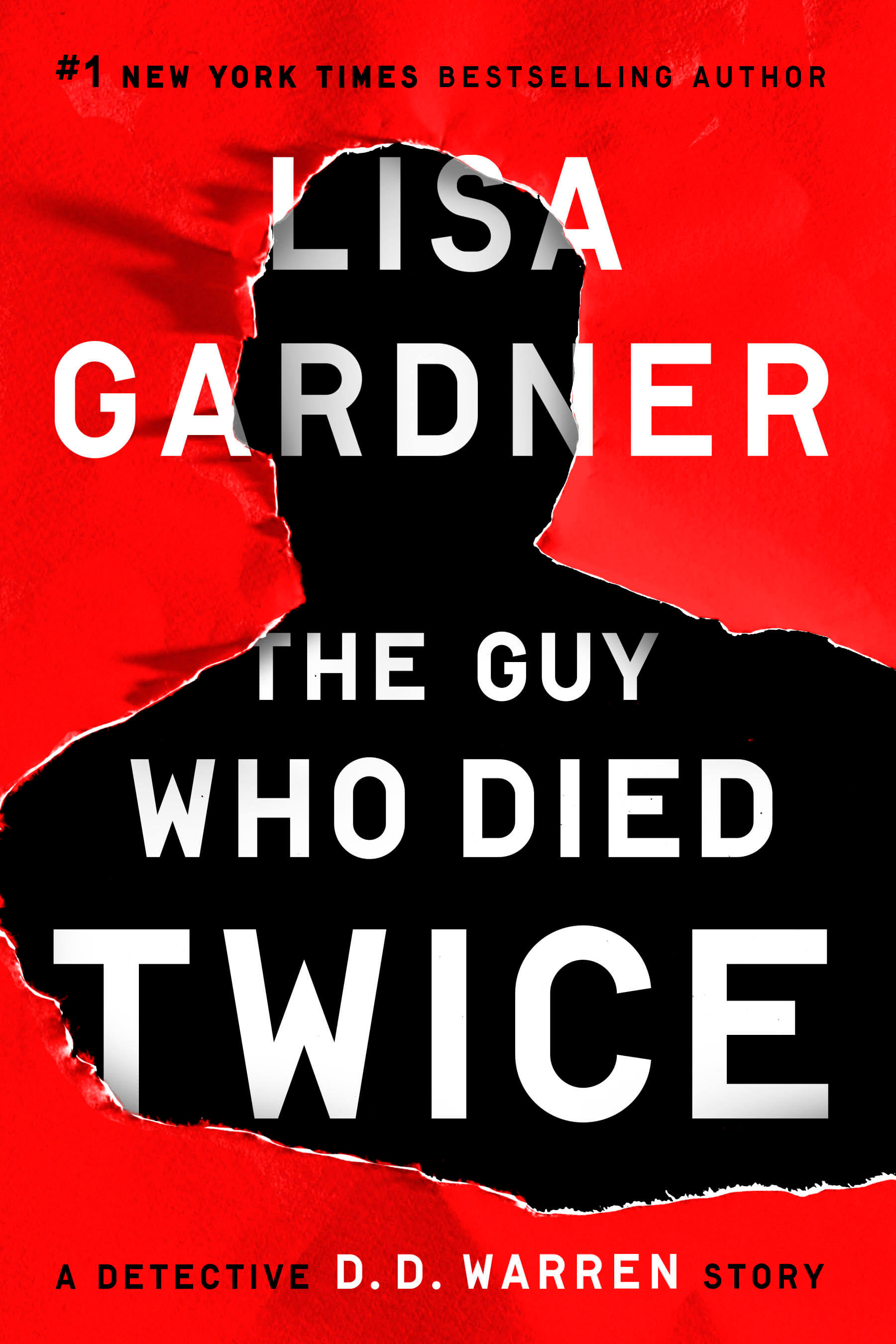 the guy who died twice short story detective d d warren e